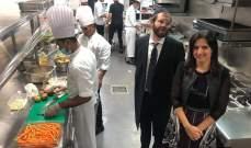 """افتتاح أول مطعم """"يهودي حلال"""" في الإمارات"""