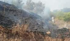 الحسن: الطائرتان القبرصيتان ستصلان اليوم لمساعدتنا في إخماد الحرائق
