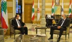 مرتضى زار فهمي: توفير جهاز السكانر بمرفأ بيروت هو الخطوة الأولى المطلوبة