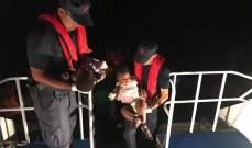 الاناضول: خفر السواحل التركية ضبطت 41 مهاجرا غير نظامي غربي تركيا