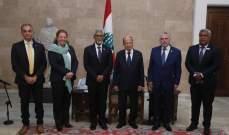 عون التقى الأمين العام للاتحاد الدولي لجمعيات الصليب الأحمر والهلال الأحمر