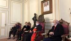 ابو شرف: لا حل قبل وصول لقاح كورونا الا بالاقفال العام
