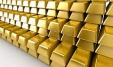 الذهب يستقر قرب أعلى مستوى في شهر بفعل تصاعد الخلاف التجاري بين اميركا والصين