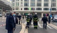 رئيس بلدية نيس: الهجوم قرب الكنيسة قد يكون عملا إرهابيا