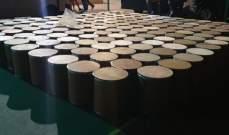 احباط عملية ادخال 3 أطنان من المواد التي تستخدم لصناعة المخدّرات عبر المرفأ