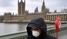 الصحة البريطانية: تسجيل 30 وفاة وألفي إصابة جديدة بفيروس كورونا