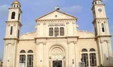 بدء قداس في كنيسة الصليب بدمشق يترأسه البطريرك يوحنا العاشر يازجي