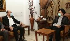 فضل الله: وحدة الشعب الفلسطيني هي الأساس لمنع تهميش قضية فلسطين
