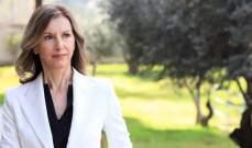السفيرة الايطالية: سنعمل مع المؤسسات اللبنانية لدعم الإصلاحات الضرورية