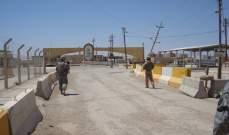 انباء عن قصف لمواقع الحشد الشعبي في البوكمال على الحدود السورية العراقية