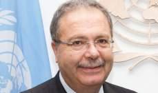 متري: الخوف على لبنان من مخاطر التعبئة المتمادية في الحياة العامة