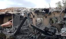 الجيش الاسرائيلي يتّهم حماس باطلاق الصاروخ على تل أبيب