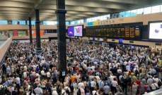 بريطانيا تعاني تحت وطأة درجات حرارة غير مسبوقة