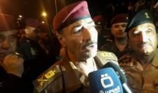 قائد عمليات نينوى أعلن اعتقال 16 شخصا من المشتبه بهم في حادثة غرق العبارة بدجلة