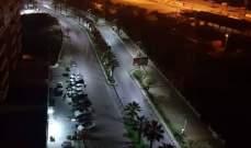 المحافظات السورية تشهد إلتزاما شبه تام بحظر التجول