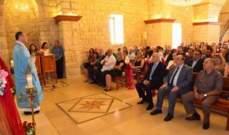 الحداد في قداس عيد السيدة: نصلي لتتشكل الحكومة