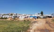 تلوّث المياه الجوفية بسبب مخيمات النازحين والجهات المعنية تتحرّك