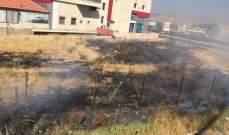 الدفاع المدني: إخماد 3 حرائق أعشاب يابسة في إغميد والفنار وبمحاذاة أوتوستراد زحلة