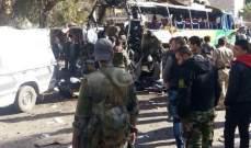 """انفجار عبوات ناسفة بالقرب من حواجز لـ""""تحرير الشام"""" بجسر الشغور وريفها"""