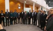 كيدانيان:التحضير لبرامج ترويجية تتضمن زيارة مواقع طريق الفينيقيين في لبنان وقبرص واليونان