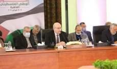الحوار الفلسطيني يبدأ غدا في القاهرة: حضور دون مقاطعة... والهدف بحث عدد المجلس الوطني