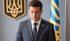 رئيس أوكرانيا وميركل يناقشان هاتفيا الوضع في إقليم دونباس