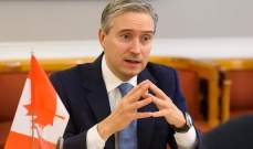 الخارجية الكندية: الرئيس البيلاروسي يفتقر للشرعية كزعيم منتخب ديمقراطيا