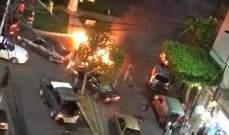 النشرة: الجيش اللبناني أعاد فتح شارع رياض الصلح بصيدا
