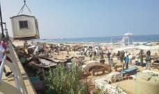 محافظ بيروت يأمر بإزالة منشأت مخالفة عن الشاطئ الشعبي في الرملة البيضاء