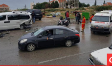قتيل وجريح في حادثي تصادم على الطريق البحرية في شكا واوتوستراد الضبية