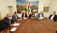 تكتل بعلبك الهرمل: على الحكومة إقرار وتنفيذ خطة متكاملة للإنقاذ