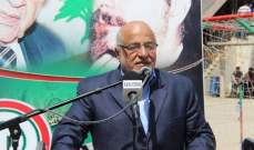 خليل حمدان: زيارة بري للعراق تأتي من منطلق صيانة لبنان وحفظه