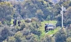 الجزيرة: إطلاق قذيفتين من موقع إسرائيلي باتجاه مرتفعات بلدة كفرشوبا