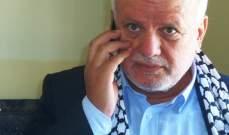 ابو العردات: لقاءات للقيادة السياسية بلبنان ستعقد بدعم من الجانب اللبناني