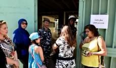 الامتحانات الرسمية تتواصل لليوم الثاني في مدينة النبطية ومنطقتها