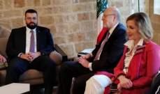 أحمد الحريري: التعاون مع ميقاتي ليس آنيا وسنكمل المسيرة بوجه الأمواج