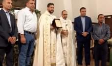 الكاهن الجديد طانيوس بطيش: سعادتي الحقيقية أن اترك كل شيء واتبع المسيح