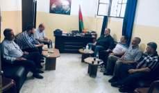 حماس تجول على الفصائل الفلسطينية والإسلامية في مخيم عين الحلوة بعد زيارة هنية