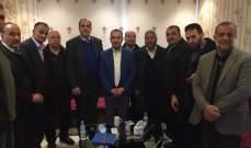 وزير الزراعة: لبنان ليس منطقة تكاثر للجراد واتخذنا كل التدابير لتأمين المواد اللازمة لمكافحته