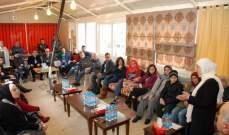 الحريري بمدينة العمال في تعمير عين الحلوة: سندات التمليك حق لسكان المنطقة