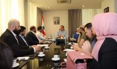 الوزير حب الله للنشرة: الحكومة بدأت بالتوجه شرقاً وكل خطوة تقوم بها تواجه من المنظومة الفاسدة