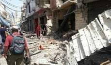 إصابة 2 من أمن الدولة باشتباكات عين الحلوة وإقفال الأوتوستراد الشرقي