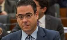 صحناوي: أستبعد أي تسييس لملف الإتصالات والاستماع إلى الوزراء مسألة طبيعية وتقنية