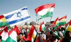 الجيش الإيراني يعلن ان إسرائيل تقف وراء استفتاء كردستان العراق