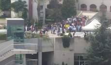 رئيس الجامعة اللبنانية الاميركية استقبل وفدا من جامعة الروح القدس - الكسليك