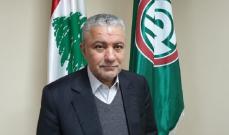 محمد نصرالله: أمام الحكومة مهام صعبة وكبيرة منها تحقيق الانتخابات النيابية الاستثنائية