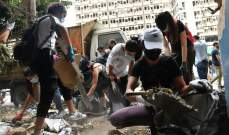 مصادر أوروبية للشرق الأوسط: هناك ضرورة لإنقاذ لبنان اليوم قبل الغد