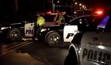 شرطة نيويورك تعتقل 200 شخص شاركوا بالاحتجاجات بعد مقتل فلويد