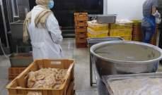 بلدية حارة حريك جالت على المحال والمنشآت الغذائية وسطرت 3 محاضر ضبط و8 إنذارات