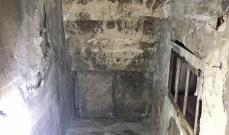 النشرة: انهيار جزء من سقف منزل في باب السراي - صيدا القديمة